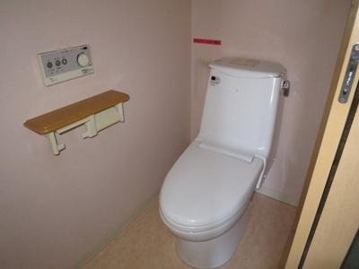 【トイレ】市原市ホテル(社員寮等にも適します)