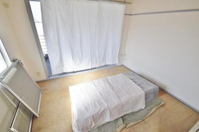 【寝室】山下マンション