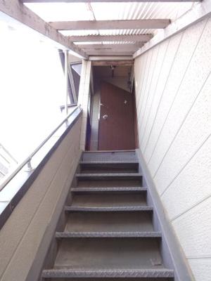 【玄関】萩山町3丁目ハウス