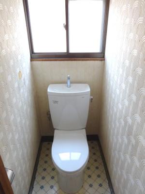 【トイレ】萩山町3丁目ハウス