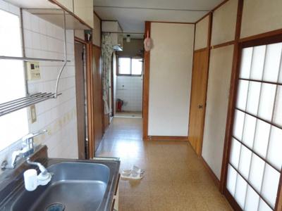 【内装】萩山町3丁目ハウス