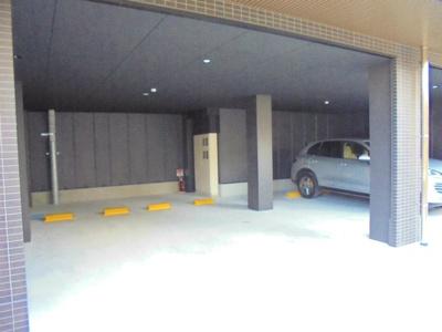 【駐車場】Venusta(ヴェヌスタ)西田辺