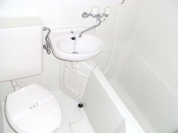 【浴室】フェニックス代々木上原