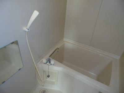 【浴室】コーポ中通り