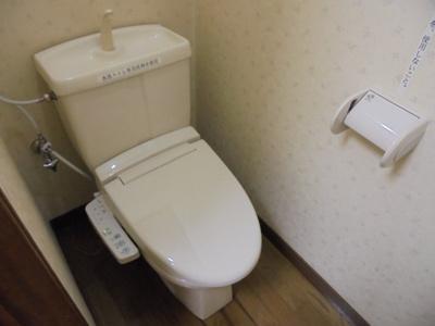 【トイレ】コーポ中通り