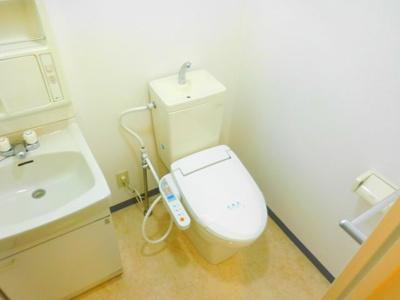 【トイレ】真上ウエストコート