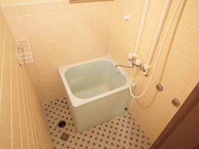 【浴室】天神マンション浜口ビル