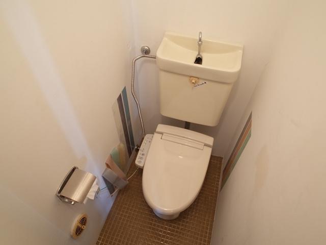 【トイレ】天神マンション浜口ビル