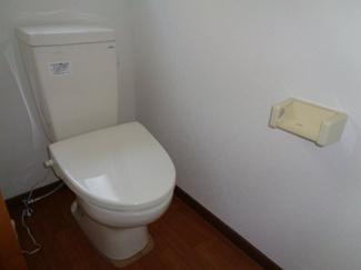 【トイレ】コーポわか樹