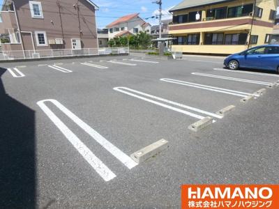 【駐車場】サンライトヴィラA