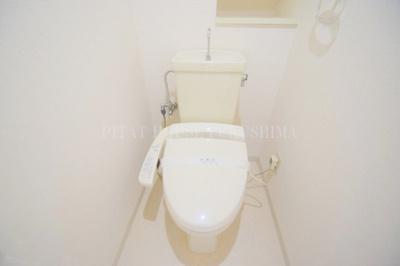 【トイレ】グリーンシティOSAKA1号棟