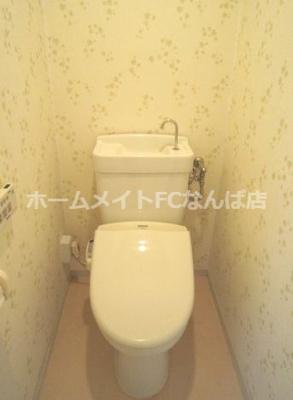 【トイレ】EPO南堀江ビル