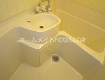 【浴室】EPO南堀江ビル