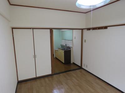 【洋室】ゼンコウコーポラス1号棟
