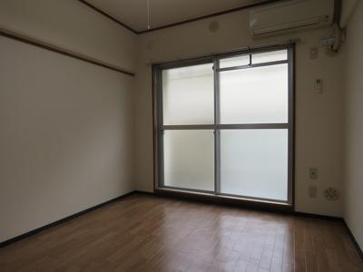 【寝室】ゼンコウコーポラス1号棟