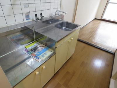 【キッチン】ゼンコウコーポラス1号棟