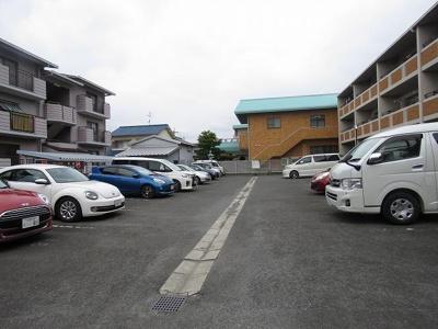 【駐車場】エクセルハイム