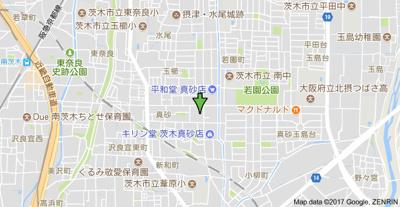 【地図】エクセルハイム