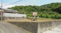 飯山町下法軍寺売土地の画像