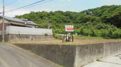 【外観】飯山町下法軍寺売土地