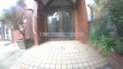 【エントランス】ルーチェ長田