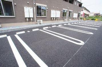 【駐車場】シャン ボア2
