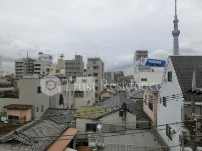 【展望】ライジングプレイス錦糸町二番館