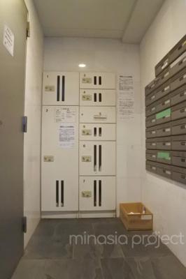 宅配ボックス