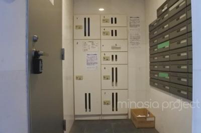 【その他共用部分】ラグジュアリーアパートメント品川シーサイド