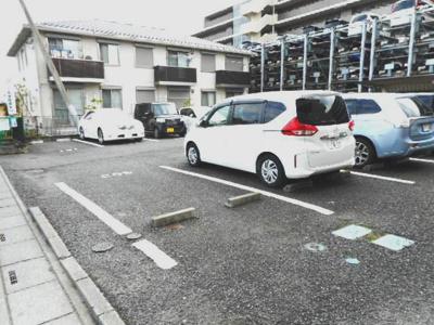 【駐車場】フォレストジョウエイ