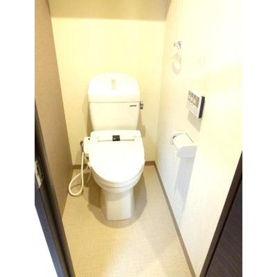 【トイレ】コンフォレスパ新大阪