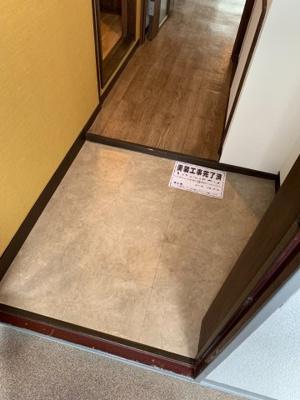 【玄関】高倉第2コーポ