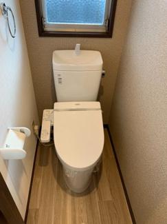 【トイレ】高倉第2コーポ