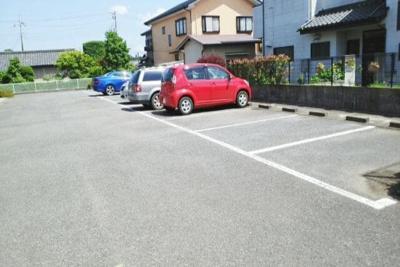【駐車場】カーサ・アミーゴ