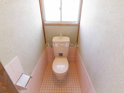 【トイレ】寺田貸住宅