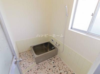【浴室】寺田貸住宅