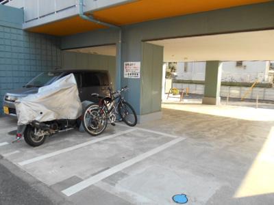 【駐車場】クレイドル片倉