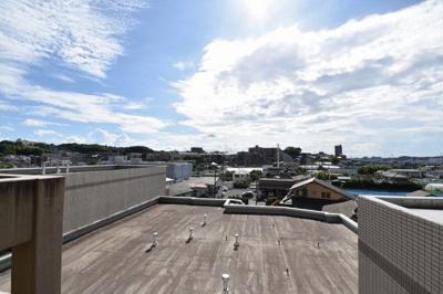 4階部分からの眺望♪