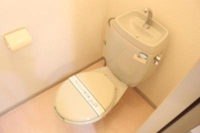 【トイレ】スカイライフ箕面