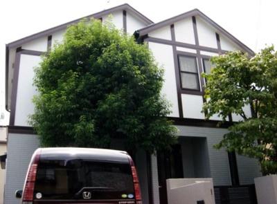 【外観】成田西2丁目一戸建(河鍋邸賃貸住宅)
