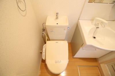 【トイレ】ルネ月見山