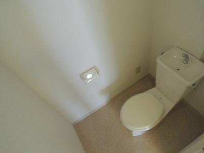 【トイレ】グランテ下山手