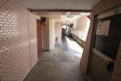 マリオン鶯谷第2 1階、共用部分