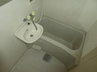 【浴室】藤弥マンション