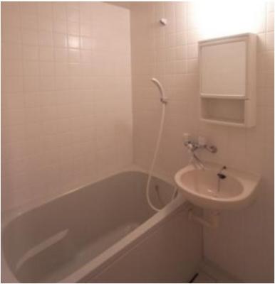 【浴室】菱和パレス中目黒