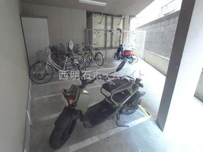 駐輪場☆イメージ写真