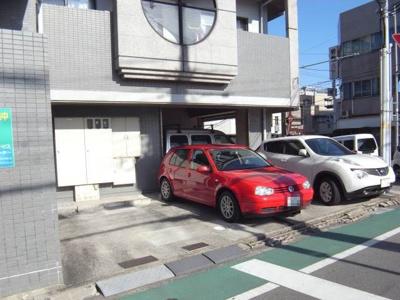 【駐車場】メゾンイヤサカ