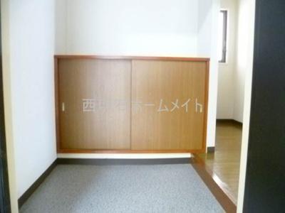 【玄関】ピュア大久保
