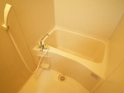 【浴室】ガーデンハイツ赤羽