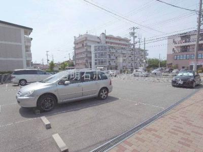 【駐車場】ソレイユ南別府